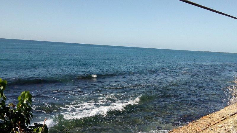 Riserva naturale della spiaggia di Cucharas.