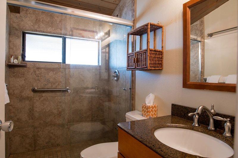 Salle de bain supplémentaire avec douche à l'italienne