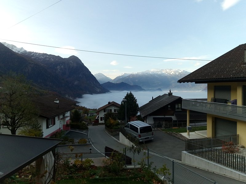 Room with 1(2) single bed(s) in Triesenberg, holiday rental in Gruesch