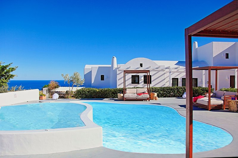 Irene's Villa, vakantiewoning in Fira