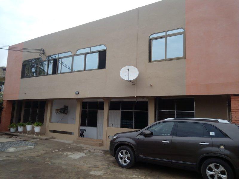 Salleria Annex, vacation rental in Odorkor