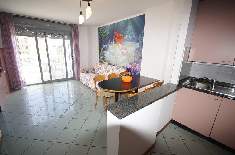 Casa Vacanze 'Al Mare con La Sirenetta', vacation rental in San Benedetto Del Tronto