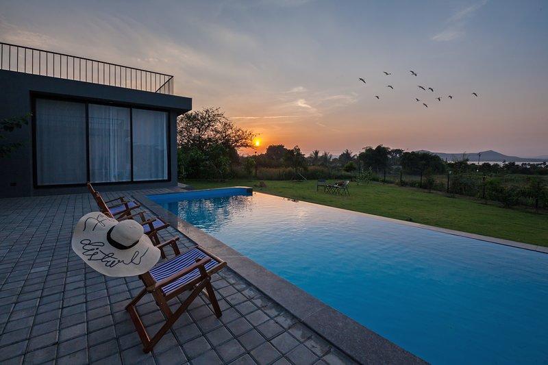 Villa Meer by Vista Rooms, vacation rental in Nashik