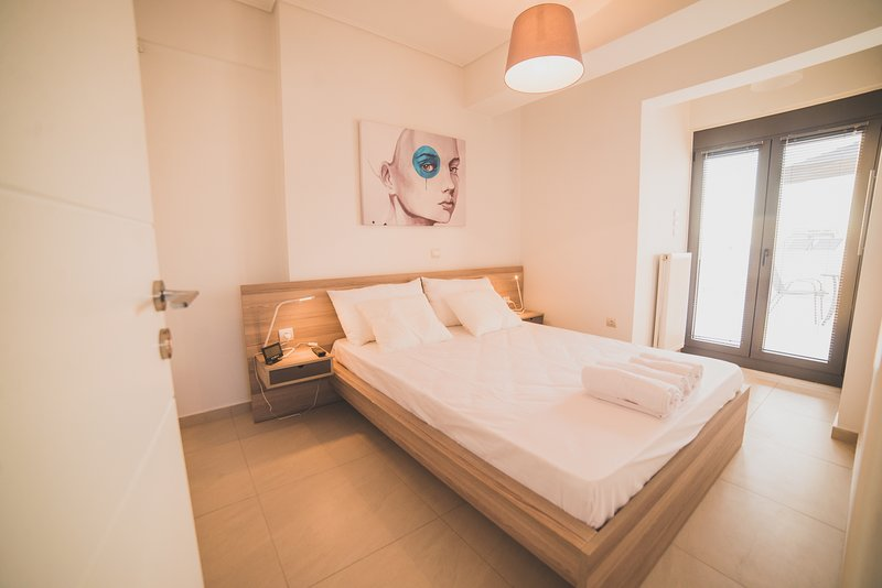 Loft 36 athens , Apartment, holiday rental in Agios Dimitrios