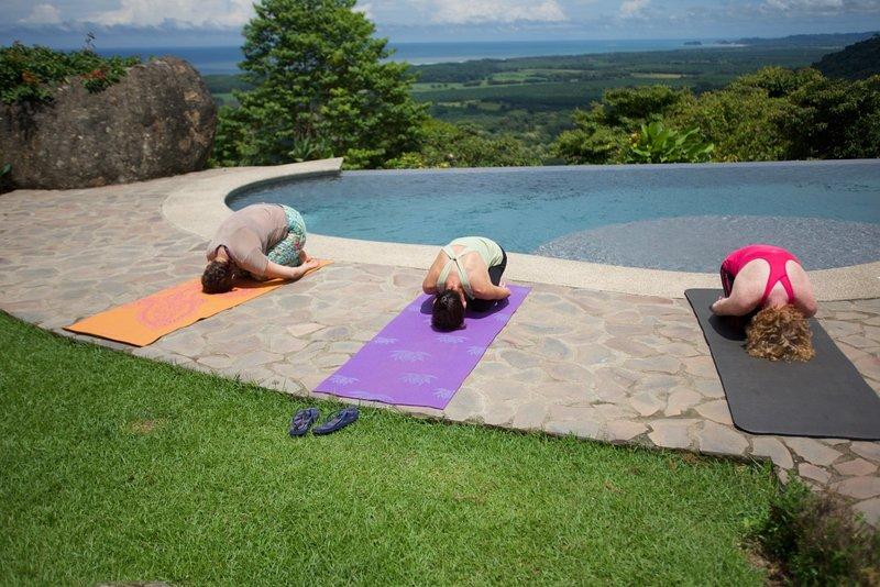 Perfecto para retiros de yoga!