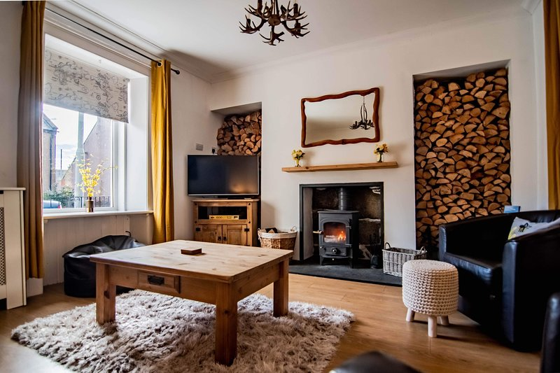Wells Street Cottage, holiday rental in Munlochy