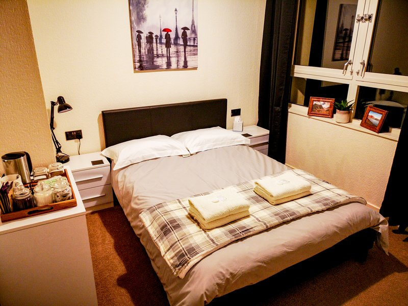 30% Off ☆ Nr Town Centre ☆ Netflix ☆ WiFi ☆ Free Parking, Ferienwohnung in Fort William