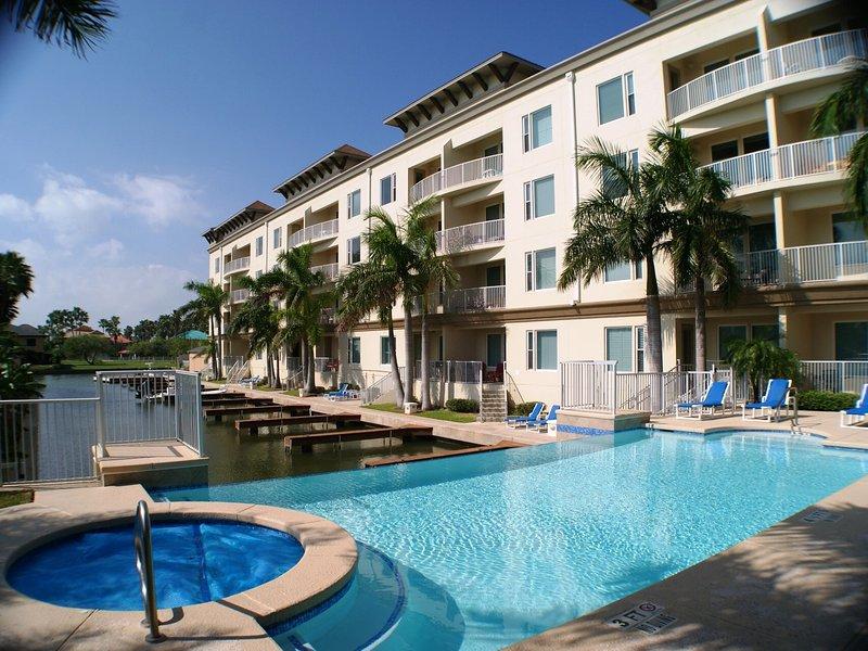 Las Marinas condominiums