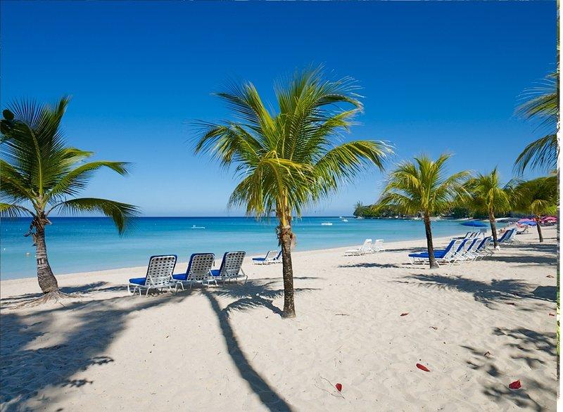 notre plage privée Sandy Lane Owner