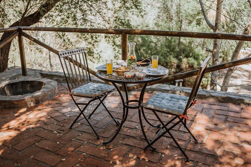 Canelo - Cabaña de Montaña con Desayuno Incluído, holiday rental in San Jose de Maipo
