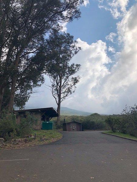 Haleakala Sunrise Camping Has Secure Parking Updated