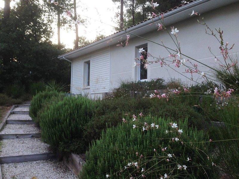Villa tout près du lac de Biscarosse sur le domaine du Golf