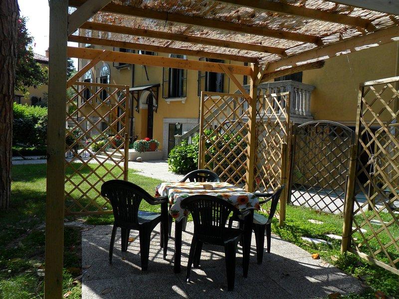 Villa Fiorella  primo piano, holiday rental in Lido di Venezia