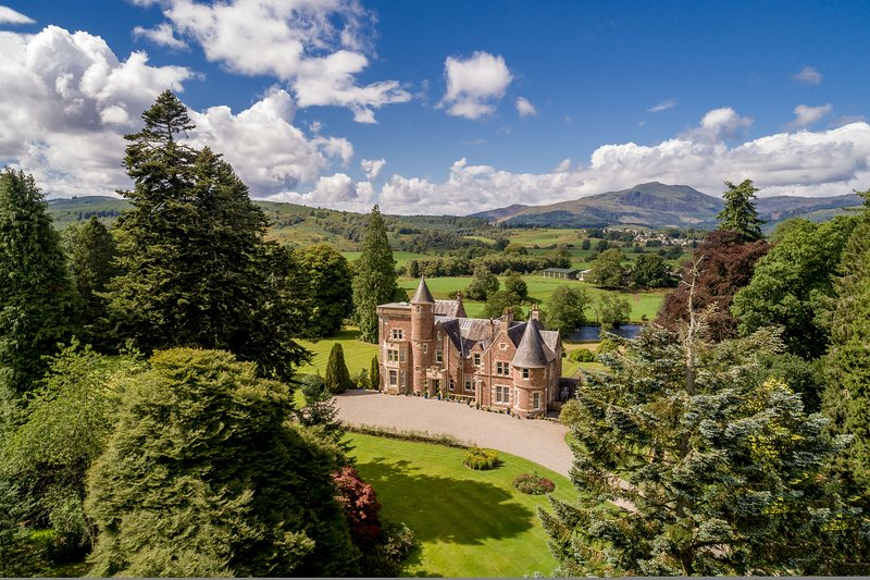The Gart Callander - Luxury in The Trossachs, vacation rental in Loch Lomond and The Trossachs National Park