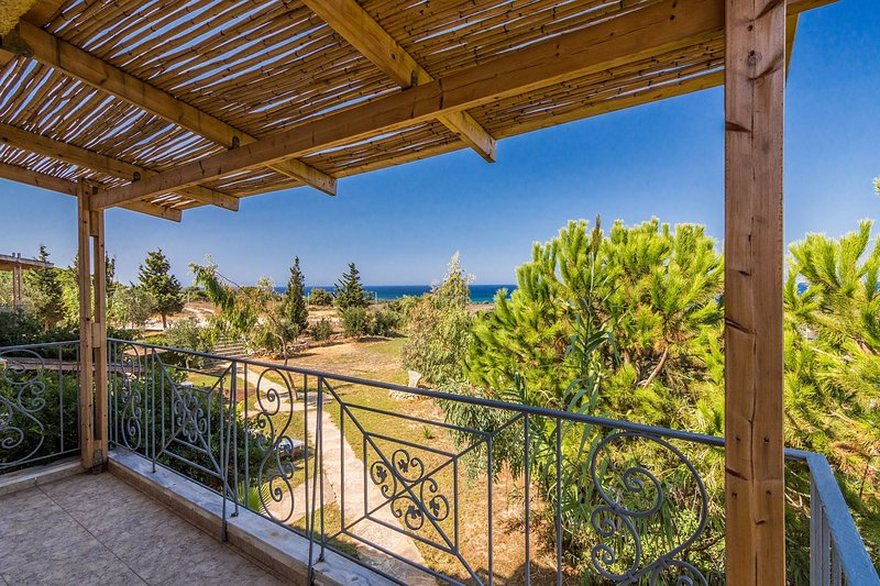 Villa Sea View, location de vacances à Kardamena