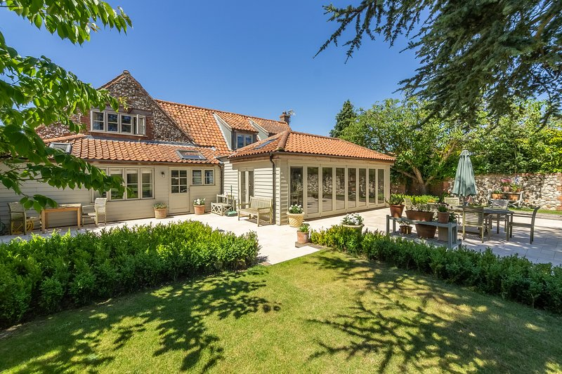 The Little House, vacation rental in Titchwell
