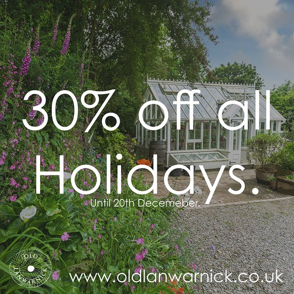 30% off all Holidays until 20th December using code ACE6T.
