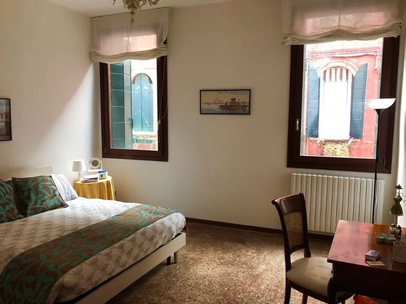 the double room at first floor