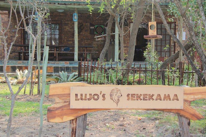 Lujos Sekekama, alquiler de vacaciones en Mpumalanga