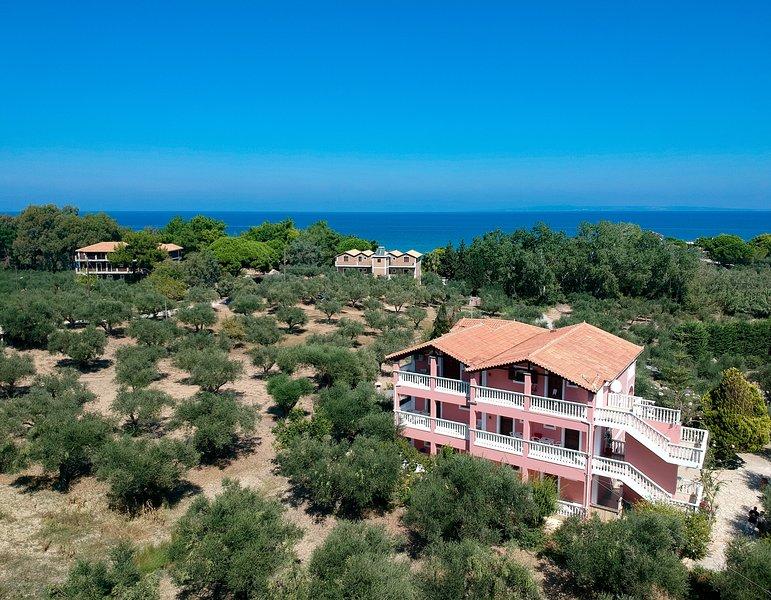 Schönes und einzigartiges Anwesen in einer atemberaubenden Lage mit direktem Zugang zum Meer.