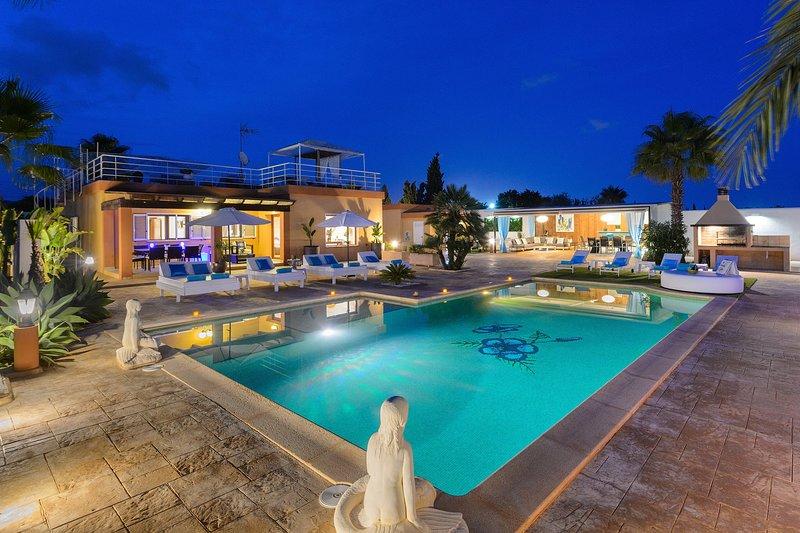 SERENDY VILLA, location de vacances à Ibiza
