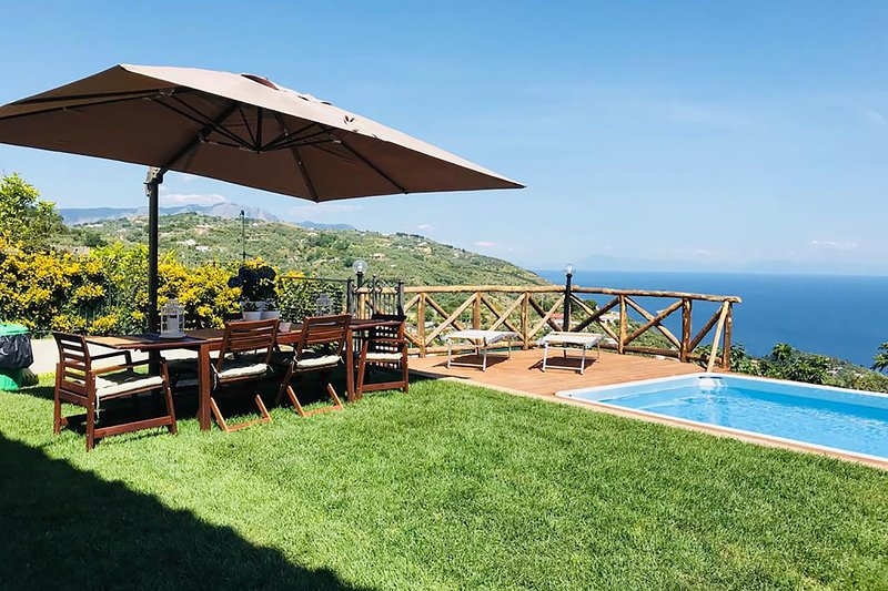 Villa del Saraceno, vacation rental in Roncato