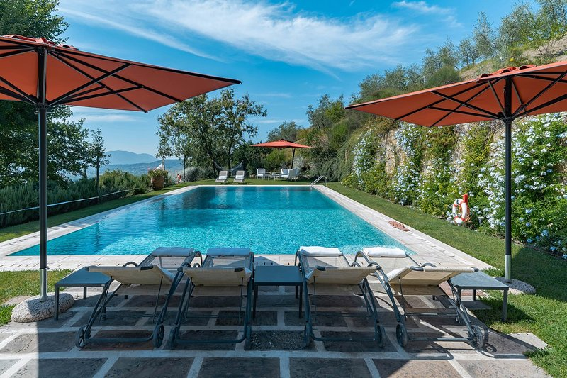 Villa I Pini, vacation rental in Ponte a Moriano