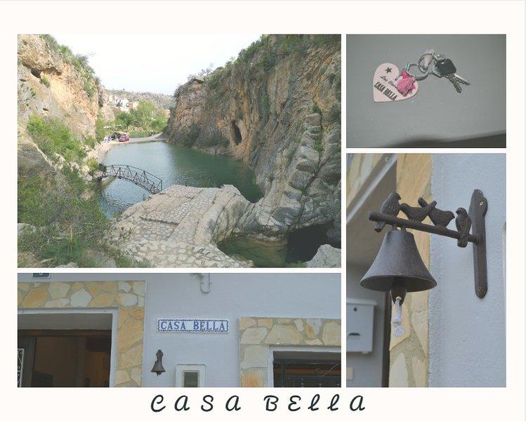 Casa Bella (CASA COMPLETA CAPACIDAD MÁX 11 PERSONAS) Grupos reducidos, consultar, holiday rental in Manuel