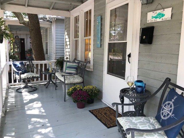 Fish Tails Cottage, holiday rental in Morehead City