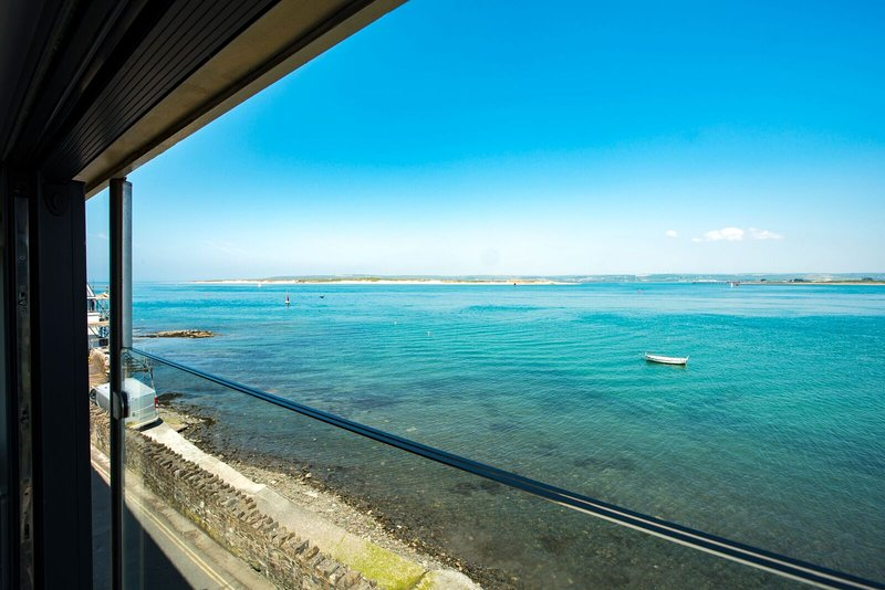 Appledore, West Quay House, Apartment with a Sea View., holiday rental in Saunton