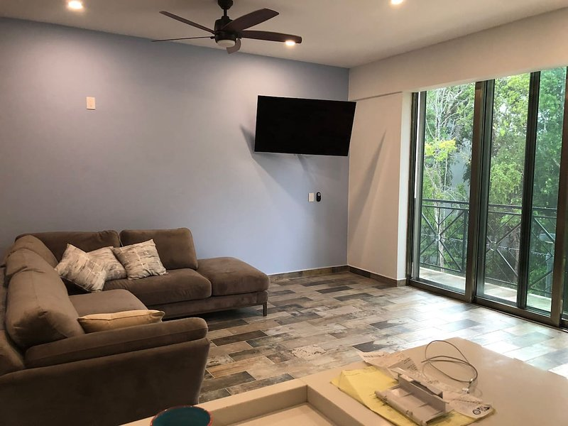 Tulum Family Home, holiday rental in Tankah Tres