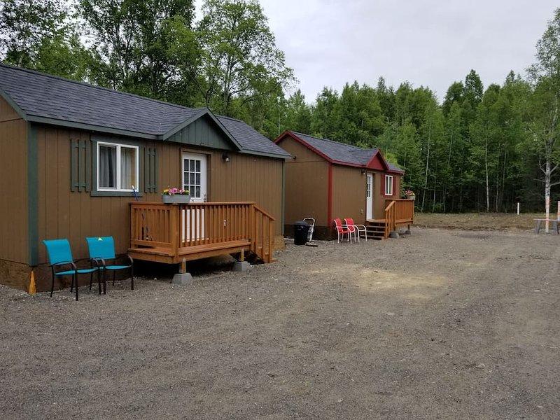 Cache Cabins #1, location de vacances à Sunshine