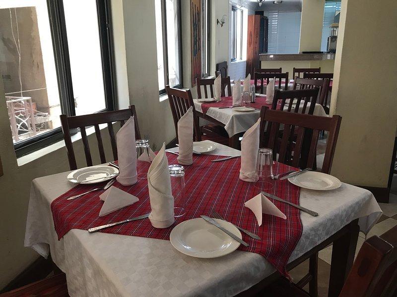 Arusha Tourist Inn - 4, aluguéis de temporada em Usa River