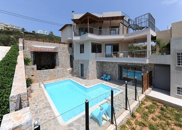Gorgeous Eco Friendly Seaside Athens Villa. Nothing Like the Beauty of Sxinas, location de vacances à Sesi