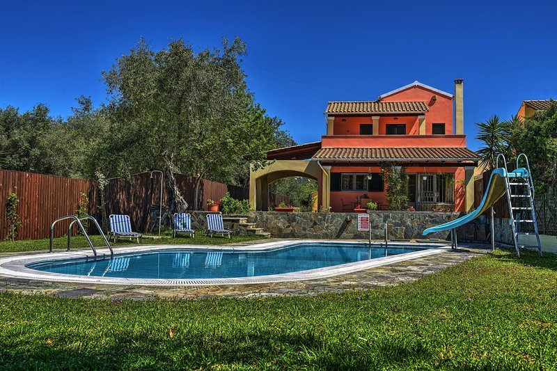 Villa Venus, location de vacances à Peroulion