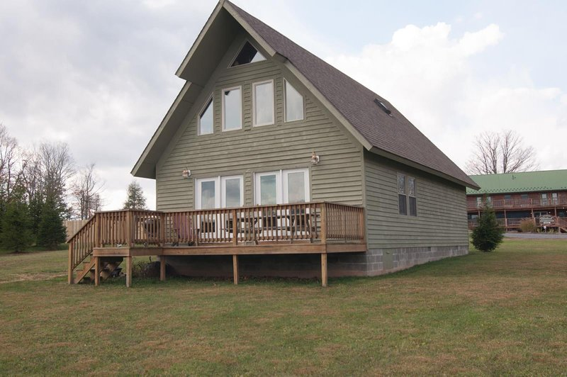 Three Bears in the Valley - 27 Cirrus Drive, holiday rental in Canaan Valley