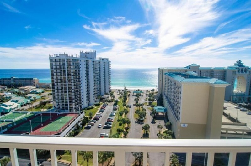 Gorgeous View from the Balcony - Aerial Dunes 1407