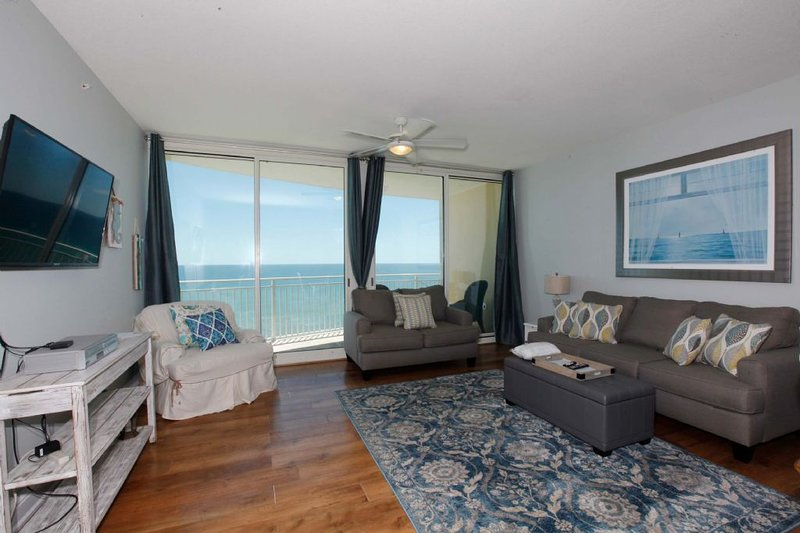 Aqua Beach Resort Condo Location 1104