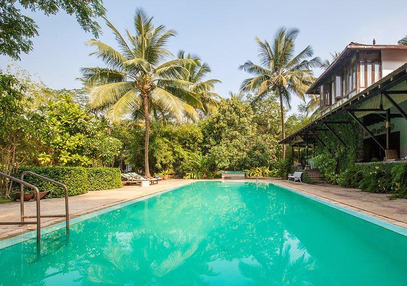 Raintree by Vista Rooms, aluguéis de temporada em Raigad District