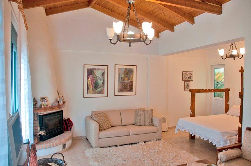 Gartzolis House, holiday rental in Zoniana