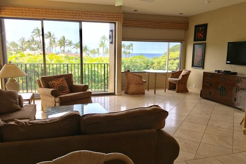 Prime Wailea 2 BDRM Condo Wailea Elua Village # 801, holiday rental in Wailea