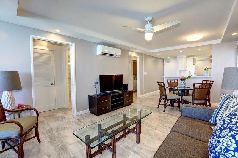 Beautiful Ground Floor 2 BD Unit - Royal Mauian #116, vacation rental in Kihei