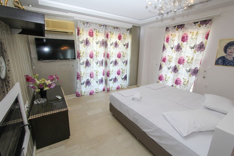 Villa Dionysia - 1st Floor Studio for 2 guests S4, holiday rental in Alikanas