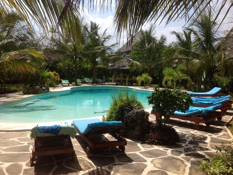 Amazing house with shared pool, vacation rental in Watamu