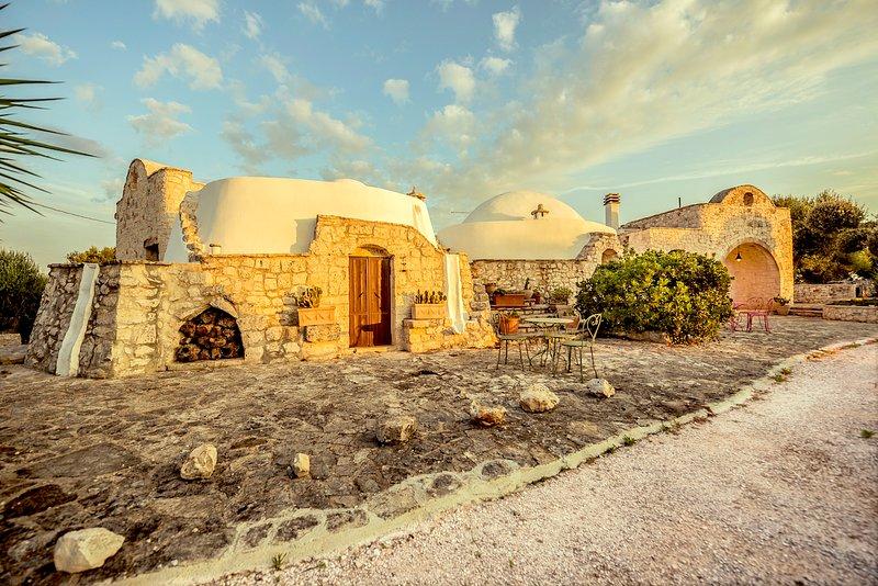 Ostuni - Villa Sofia, alquiler de vacaciones en Certosa