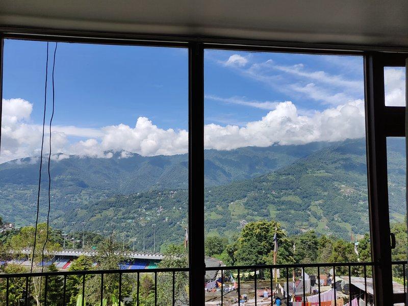 Hotel Ninamma Executive Club Room, holiday rental in Gangtok