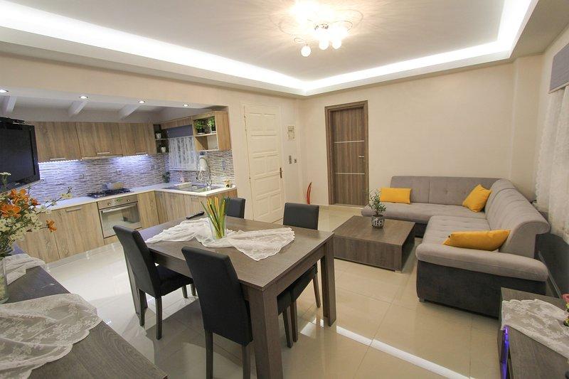 Villa Dionysia - Two Bedroom House, holiday rental in Alykanas