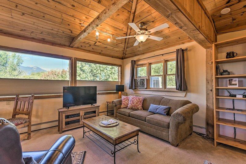 Laissez ce refuge être votre prochain studio de location de vacances!