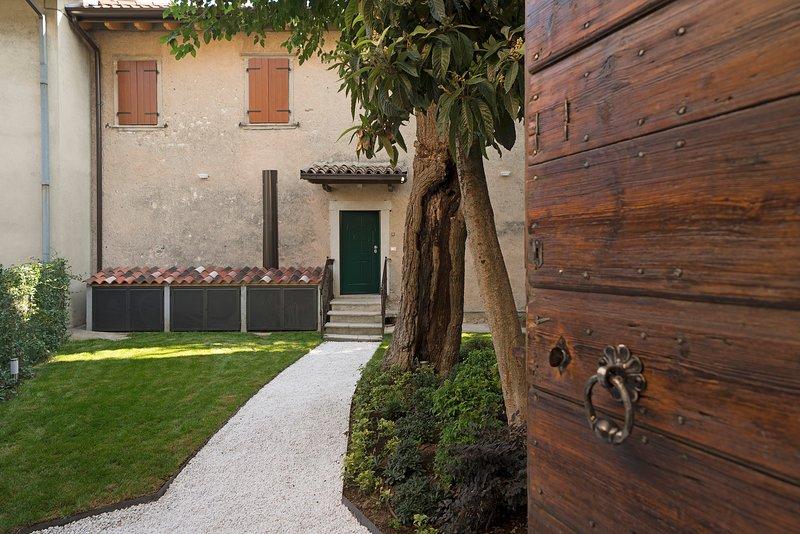 Camera 3 - Sogno nel Borgo, holiday rental in Roina