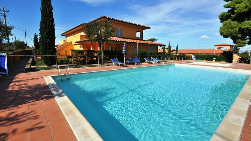 Trilocale a Puntone per 6 persone ID 154, vacation rental in Scarlino